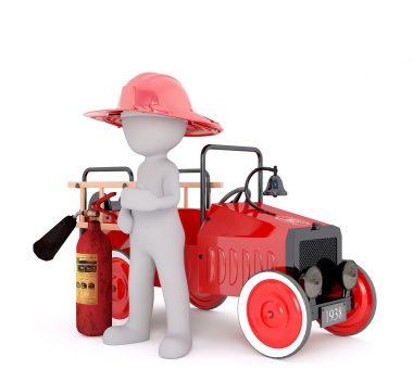 להמשך קריאה - דרישות כיבוי אש בבתים משותפים