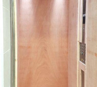 לצפיה בוידאו - מיגון קשיח איכותי לתא המעלית